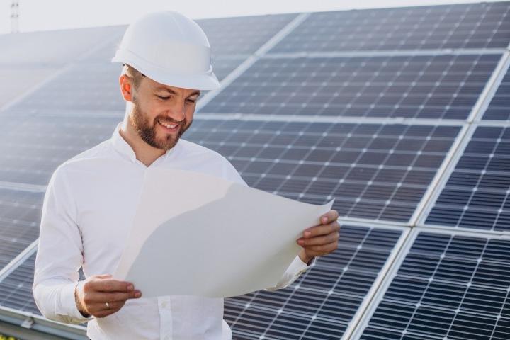 Solární energie jsou stále na vzestupu