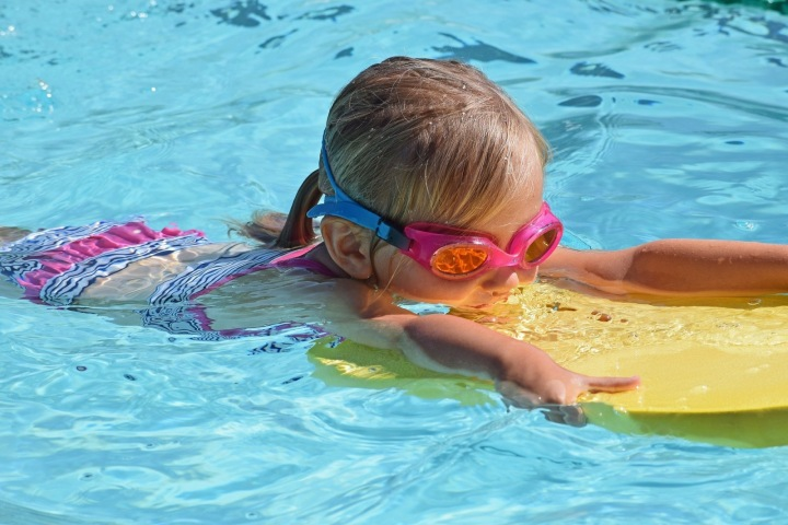 Dětské plavání