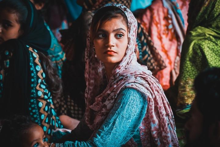 Žena v Pákistánu