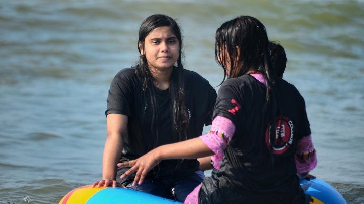 Ženy ve vodě