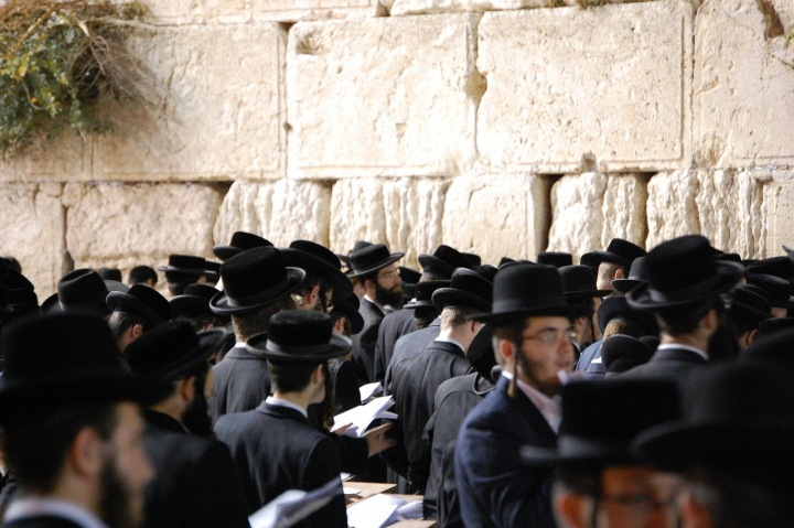 Židovské shromáždění v Jeruzalémě