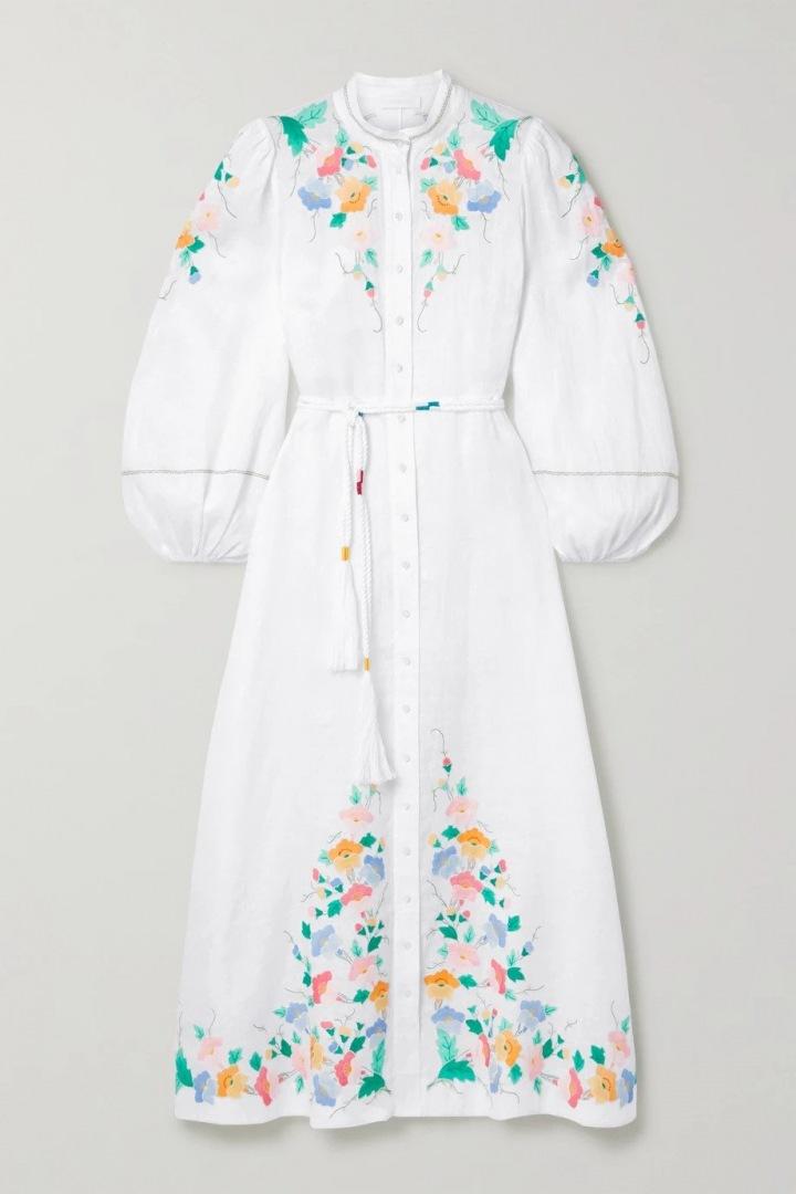 Boho šaty Zimmermann