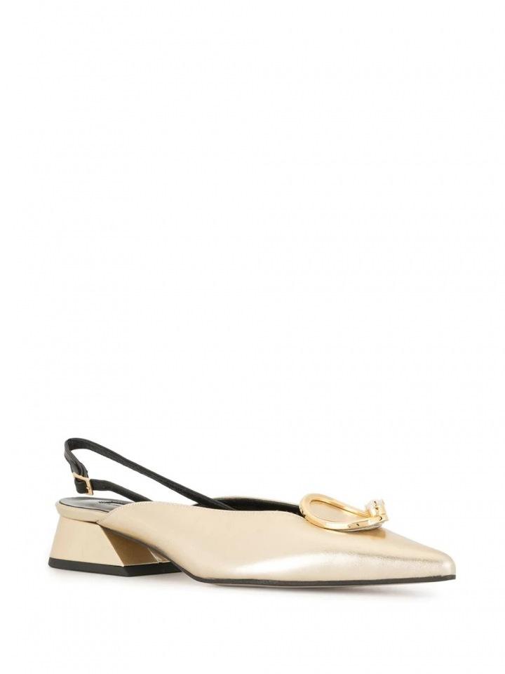 Zlatá obuv Yuul Yie