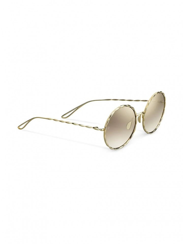 Zlaté brýle Elie Saab