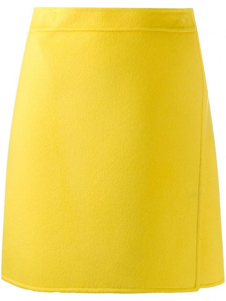 Žlutá sukně Ermanno Ermanno