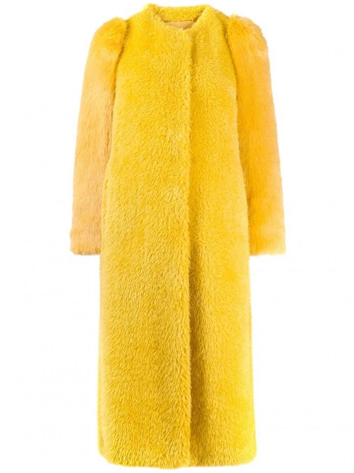 Žlutý kabát REDValentino