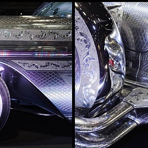 Rohan Metal Chevrolet Impala v detailu