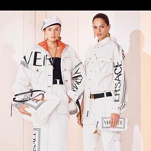 Kolekce Versace Resort 2019.