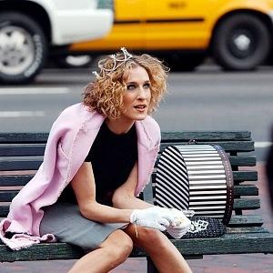 Krásná Carrie Bradshaw