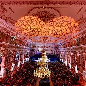 Luxusní atmosféra na Pražském hradě