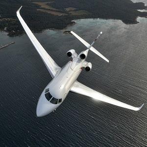 Falcon 8X - zažijte luxusní let!