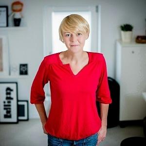 Ivana Holbová designérka a autorka panenek