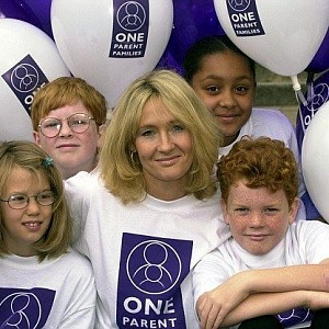 Joanne Rowling, One Parent Families