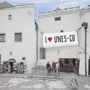 Project UNES-CO by Kateřina Šedá