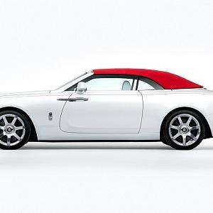 Rolls-Royce Dawn - Inspired by fashion