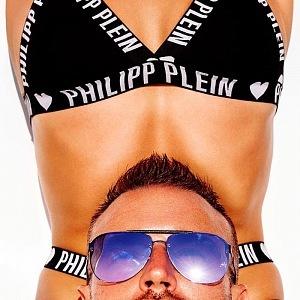 Philipp Plein v roli modela