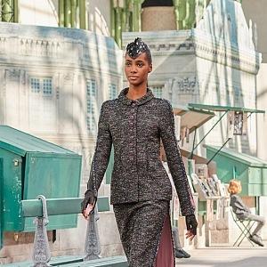 Luxusní kolekce Chanel Haute Couture.