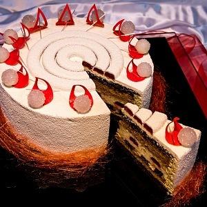 Luxusní dorty od českých cukářů