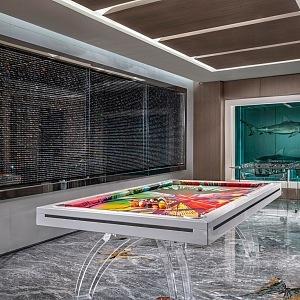 Design Damiena Histra, Pams Casino resort, Las Vegas