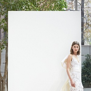 Oscar de la Renta - bridal collection