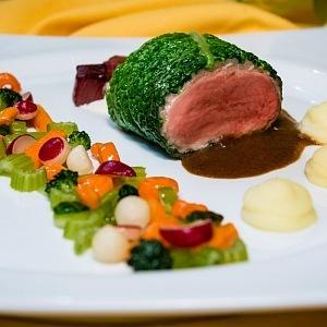 Luxusní gastronomický zážitek