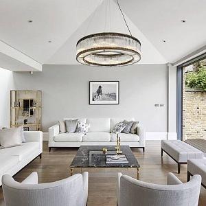 Interiér ve stylu L'Art de Vivre od arch. Sophie Nguyen