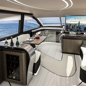 Yacht Lexus LY 650