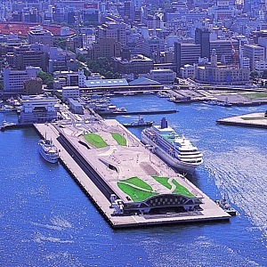 Yokohama International Port Terminal