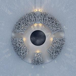 Welness, hotel v Laponsku