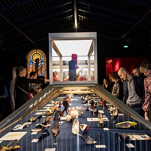 Výstava Christiana Louboutina