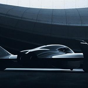 Porsche auto, které bude létat