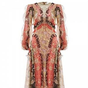 Nádherné šaty Zimmermann