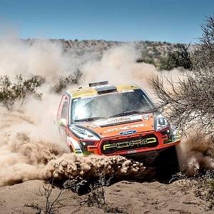 Martin Prokop Rallye Dakar 2018
