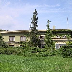 Vila Stiassni od architekta E. Weisnera