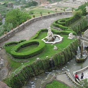 Fontána Rometta