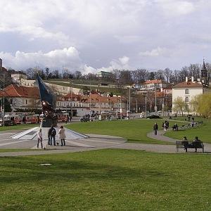 Praha, Klárov
