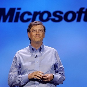 Bill Gates and Microsoft
