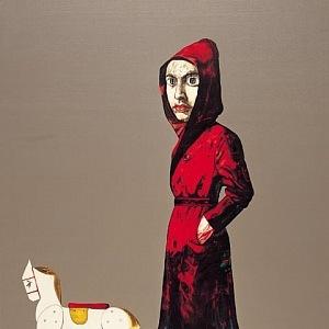 Portrait, 2004, 200x150cm
