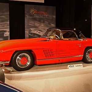 Mercedes-Benz 300 SL Roadster, 1960