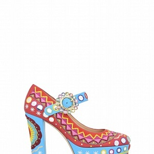 Moschino summer shoes