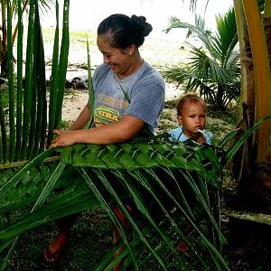 Obyvatelé Rarotongy