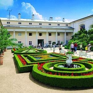 Zámek Kroměříž a zahrady