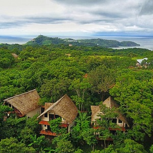 Luxus v pralese - TreeCasa resort