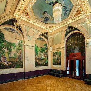 The Palacky Hall