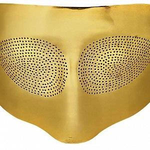 Man Ray, Optic Topic Mask, 1974
