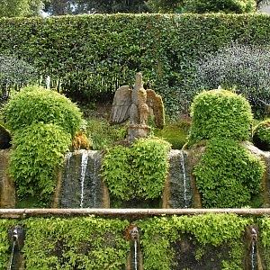 Zahrada v Tivoli, Villa d´Este
