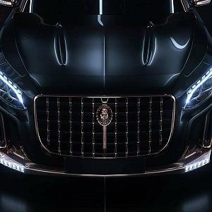 Scaldarsi - luxusní vůz