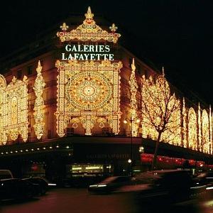 Nákupy v Paříži trošku jinak.
