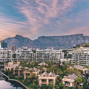 Kapské město, hotel One and Only
