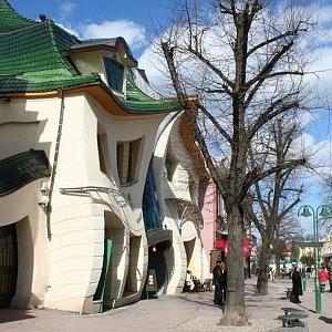 Unikátní stavba se nachází v Sopotech